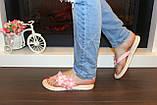 Вьетнамки женские розовые Б531, фото 5