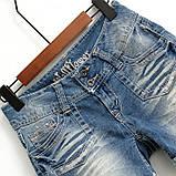 Жіночі джинсові шорти WallFlower оригінал, фото 4