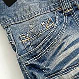 Жіночі джинсові шорти WallFlower оригінал, фото 5