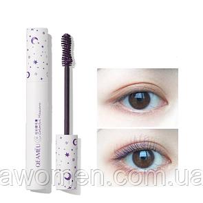 Тушь для ресниц Oeameu Colorful Mascara 80 g (фиолетовая)