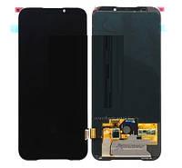 Дисплей для Xiaomi Black Shark 2, черный, с сенсорным экраном, Original (PRC)