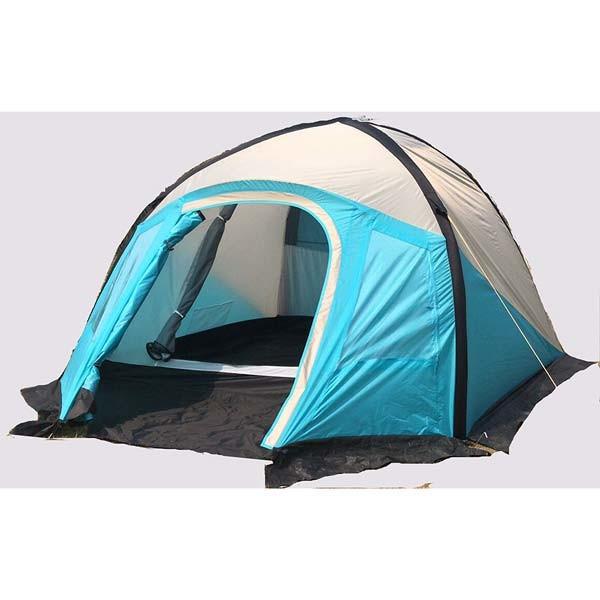 Палатка трехместная Mimir надувная 800