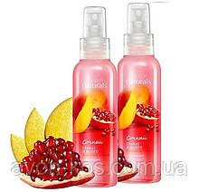 Лосьйон-спрей для тіла «Соковитий гранат і манго» - Avon Naturals - Комплект 2 шт