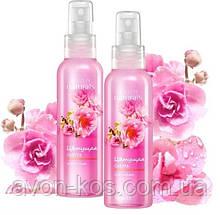 Лосьйон-спрей для тіла «Квітуча сакура» - Avon Naturals - Комплект 2 шт