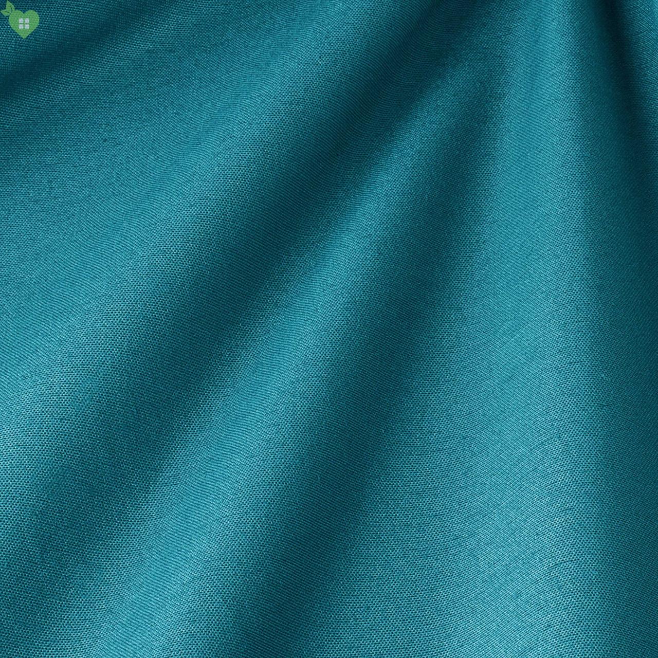 Однотонная декоративная ткань цвета морозного неба Испания 82713v56