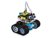 Набір Робот Танк Keyestudio Arduino Bluetooth