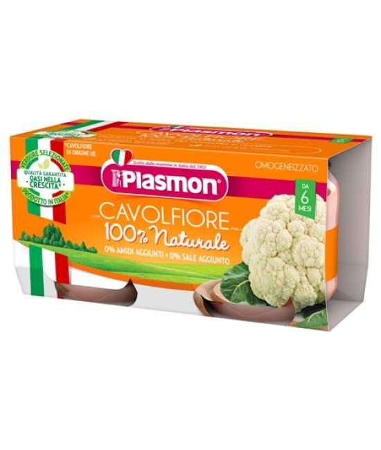 Пюре Plasmon Cavolfiore