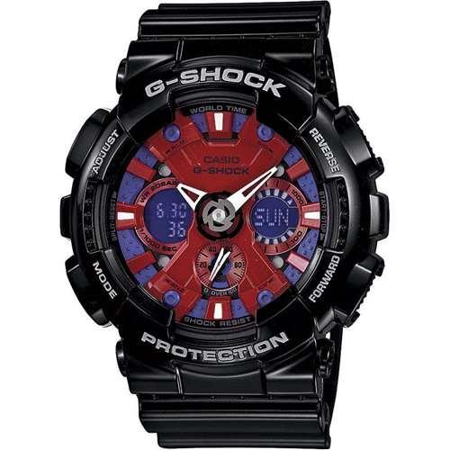 Часы наручные Casio G-Shock GA-120B-1AER