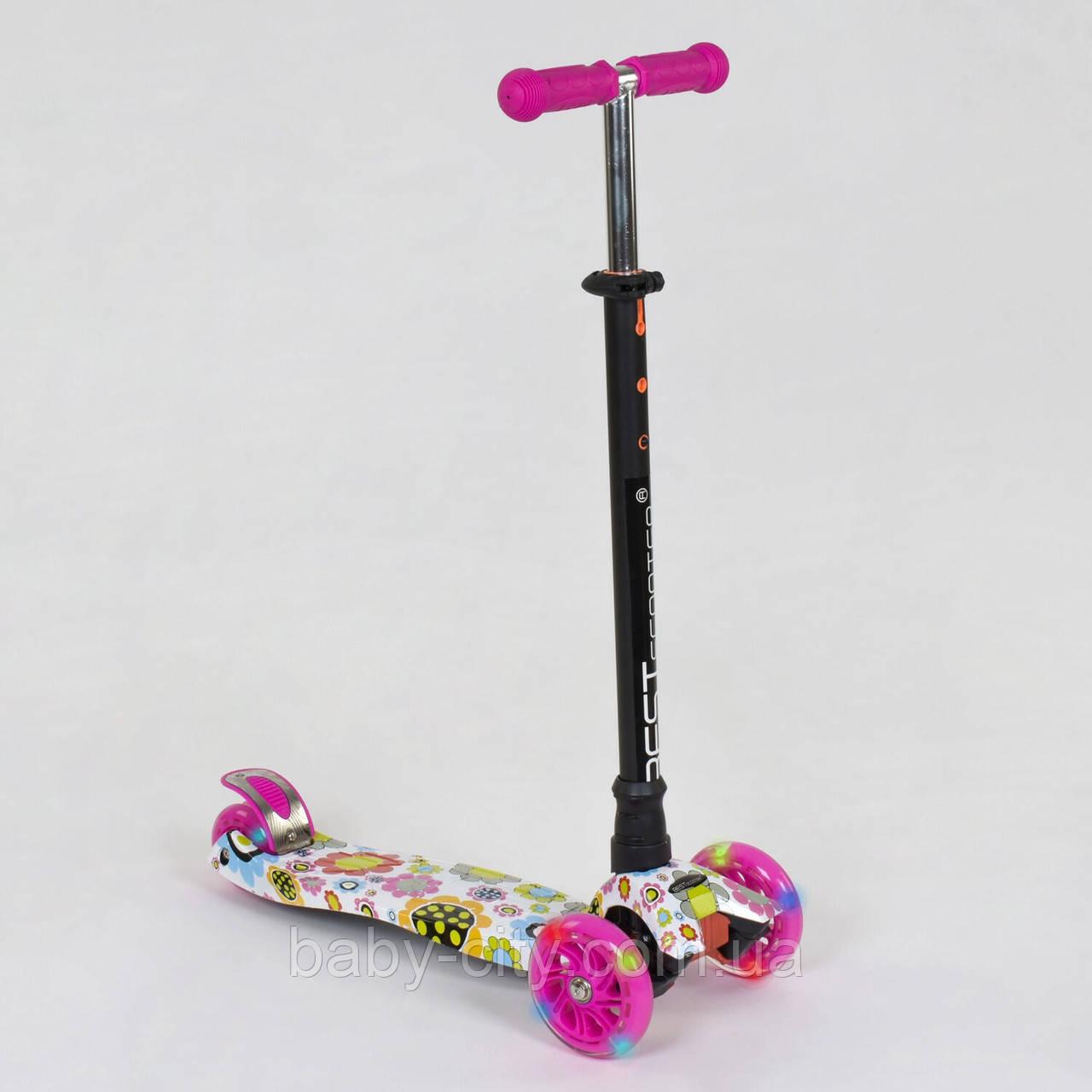 Самокат-кикборд Best Scooter А 24660 /779-1309