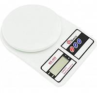 Кухонні ваги Domotec Ms-400 до 10 кг з батарейками