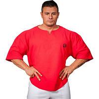 Big Sam, Размахайка Red Training T-Shirt Rag-Top 3140