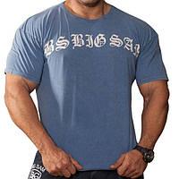 Big Sam, Размахайка Cotton Wide Cut T-Shirt  3179