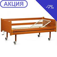 Медицинская кровать деревянная модель -93 (Италия) (OSD), фото 1