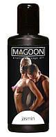 Масло для эротического массажа аромат жасмин Magoon Jasmine 100 мл