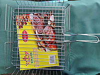 Сетка для барбекю 27*25 см, фото 1