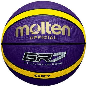 Мяч баскетбольный Molten 7