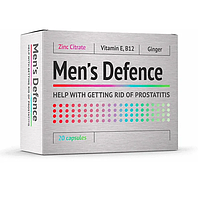 Men's Defence (Менс Дефенс) капсулы от простатита