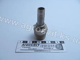 """Штуцер AGR-K 3/4""""-14  (под шланг dу=12 мм.)"""