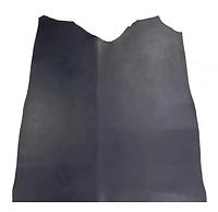 Натуральная кожа КРС,ременной (чепрак)синий краст3,6-4,0 мм, сорт стандарт