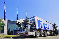 TITAN C16.9 від BMS Baumaschinen Service AG - перша  повністю  автоматизована  мобільна  система  для  ЦЕМЕНТНОЇ стяжки