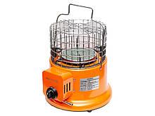 Портативный керамический газовый обогреватель + плита 3,5кВт