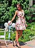 """Чудесное платье """"Пион"""", ткань: коттон-атлас. Размер:42-44.Разные цвета (2181), фото 8"""