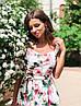"""Чудесное платье """"Пион"""", ткань: коттон-атлас. Размер:42-44.Разные цвета (2181), фото 9"""