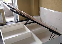 Каркас кровати односпальной с подъемным механизмом с держателем для матраса