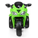 Мотоцикл детский электро мобиль Bambi 3683l, фото 7