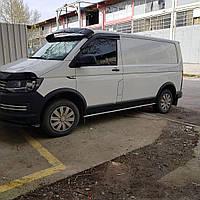 Volkswagen T6 2015-2021 гг. Комплект молдингов и арок Длинная база (1 дверь)