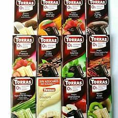 Torras – компания, создающая вкусный и «здоровый» шоколад