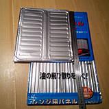 Захисна складна панель з фольги для газової плити (жиру) 500×900 мм, фото 10