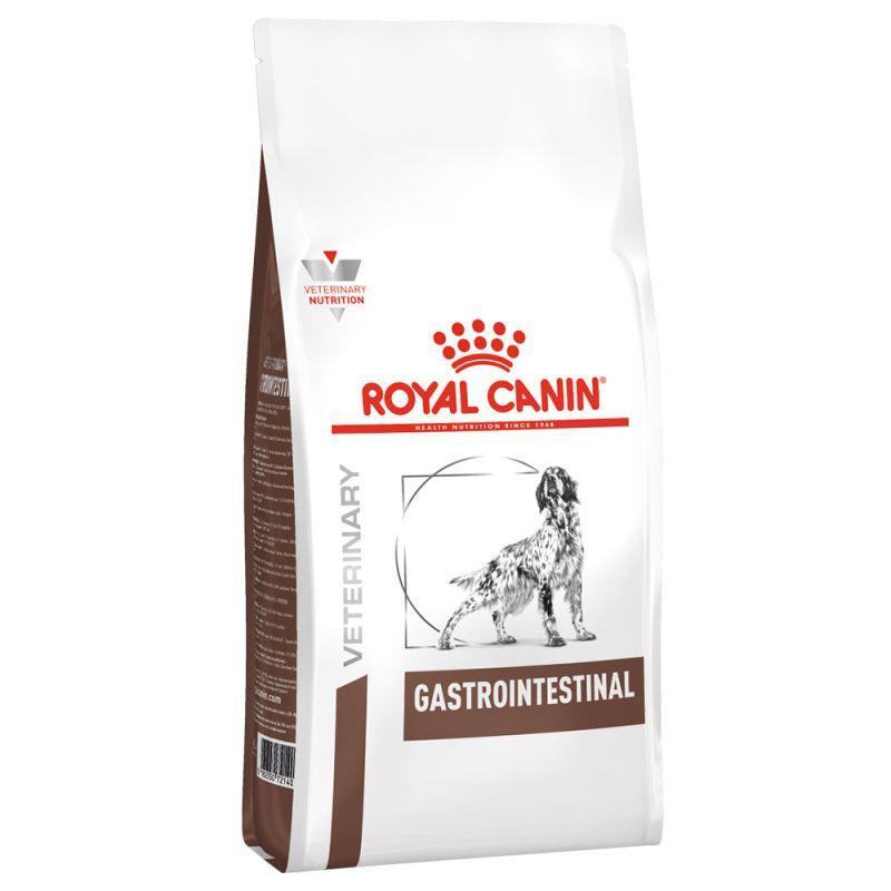 Корм для собак при нарушении пищеварения Royal Canin Gastro Intestinal, 15 кг