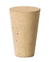 Пробка корковая для винной бутылки 19мм х 25мм