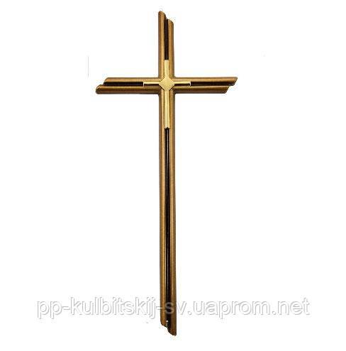 Хрест на пам'ятник бронзовий Caggiati24237/25