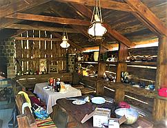 Изготовление деревянных беседок под старину из массива древесины