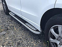 Volkswagen Caddy 2004 Боковые обвесы Tayga V2 на макси базу