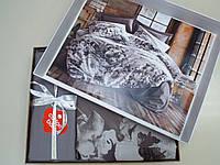 Білизна Постільна Сатин, Туреччина, Сotton box, Княжна, фото 1
