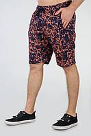 Мужские повседневные спортивные трикотажные шорты длина 48 см.