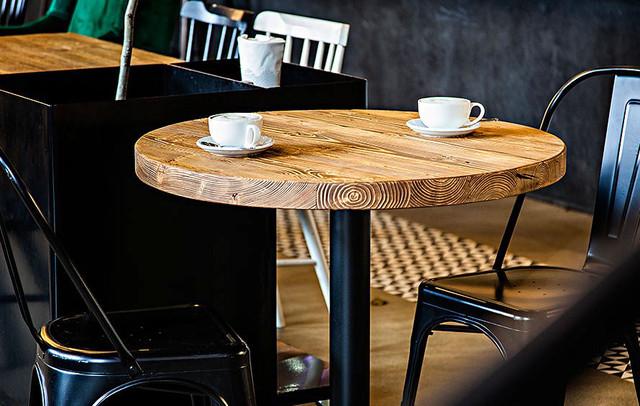 деревянный стол на кухню domrom