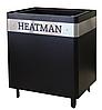 Электрокаменка Heatman ЭКС с электромеханическим блоком управления 15 кВт