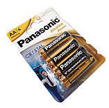 Батарейки Panasonic AA LR6 Alkaline Power, 4 шт, фото 2