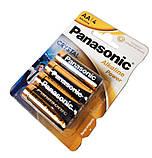 Батарейки Panasonic AA LR6 Alkaline Power, 4 шт, фото 3