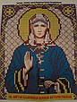 Набор для вышивки бисером ArtWork икона Святая Блаженная Ксения Петербургская VIA 5053, фото 2