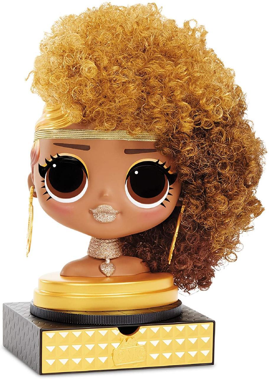 Оригинальный Игровой набор L.O.L. Surprise! Кукла-Манекен ЛоЛ - Королева Пчелка с аксессуарами (566229)
