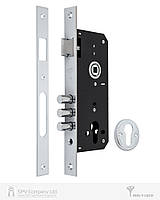 Замок врізний MUL-T-LOCK 1-WAY DIN 204S NC UNIV BS45мм 85мм SP