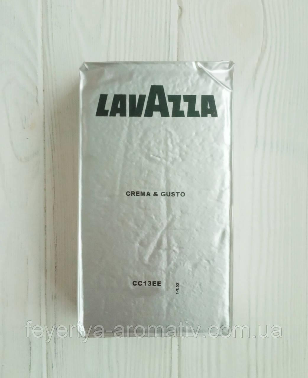 Кофе молотый Lavazza Crema e Gusto 250гр. (Италия)