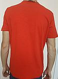 Мужская футболка Mons Jeans красная, зеленая, белая, синяя, серая, фото 2