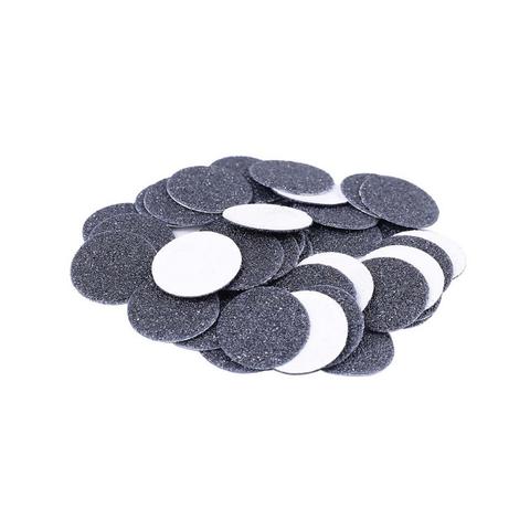 Набор сменных файлов для педикюрного диска Refill Pads L 100 грит (50шт) PDF-25-100