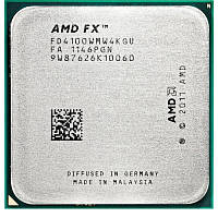 Процессор AMD FX-4100, 4 ядра 3.6ГГц 8МБ, Socket AM3+